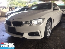 2014 BMW 4 SERIES 420I M SPORT COUPE NEWFACELIFT UNREGTRUE YEAR MADE CAN PROVE.FULLSPEC.SUNROOF.PADDLE SHIFT.PRE CRASH AUTO BRAKE.LANE ASSIST.BODYKIT.SPORT RIM N ETC.FREE WARRANTY N MANY GIFTS