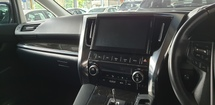 2016 TOYOTA VELLFIRE 2.5ZG Edition ACTUAL YEAR MAKE 2016 SST INCLUSIVE