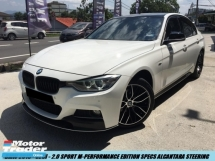 2015 BMW 3 SERIES 320I M-PERFORMANCE EDITION SPEC TIPTOP CONDITION LIKE NEW CAR SHOWROOM CAR KING