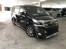 2015 TOYOTA VEROSSA 3.5 Executive Lounge EL Modellista Sunroof 360 Cam Pre Crash JBL