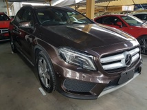 2014 MERCEDES-BENZ GLA 180 AMG SPORT PACKAGE PRECRASH SYSTEM MEMORY SEAT UNREGISTERED