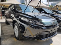 2017 TOYOTA HARRIER 2.0 Facelift 4 camera power boot precrash Unregistered