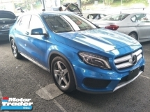 2014 MERCEDES-BENZ GLA 180 1.6 AMG TURBO PRE CRASH STOP SYSTEM XENON DAYTIME LED SYSTEM