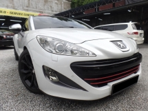 2011 PEUGEOT RCZ 1.6 TURBO (A) COUPE F/SERVICE PERFECT