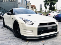 2013 NISSAN GT-R BLACK EDITION 3.8 TWIN TURBOCHARGED WELL MAINTAINED