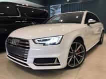 2017 AUDI S4 3.0L V6