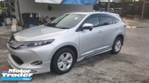 2017 TOYOTA HARRIER 2.0 PREMIUM PANORAMIC ROOF UNREG 1 YEAR WARRANTY