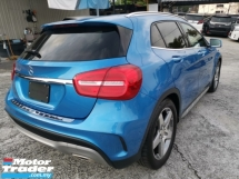 2014 MERCEDES-BENZ GLA 180 AMG UNREG 1 YEAR WARRANTY