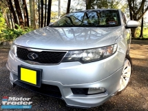 2012 NAZA FORTE 2.0 SX (A) ENHANCED PREMIUM 1 OWNER