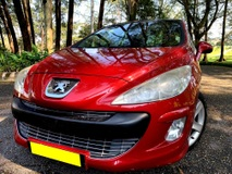 2012 PEUGEOT 308 1.6 THP PANORAMIC TURBO FACELIFT