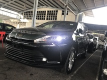 2017 TOYOTA HARRIER 2.0 FACELIFT PAMORAMIC ROOF POWER BOOTH 4 CAMERA 2017 JPN UNREG