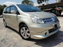 2011 NISSAN LIVINA Nissan Livina 1.8 (A) 2011