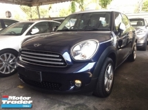 2014 MINI Countryman COOPER 1.6 UNREGISTER.TRUE YEAR MADE CAN PROVE.JAPAN.XENON LAMP.SPORT RIM.BLUETOOTH N ETC.FREE 1 YEAR WARRANTY N MANY GIFTS