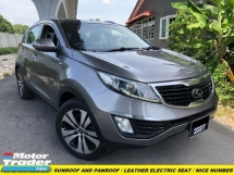 2014 KIA SPORTAGE 2.0 DOHC FULL SPEC SUNROOF PANAROMIC ROOF PUSH START KEYLESS ELECTRONIC NAPPA LEATHER SEAT DAYLIGHT RUNNING SYSTEM
