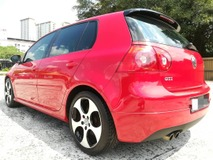 2008 VOLKSWAGEN GOLF GTI  2L Turbo