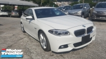 2016 BMW 5 SERIES 520i M Sport UNREG 1 YEAR WARRANTY