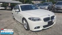 2016 BMW 5 SERIES 520i M Sport UNREG 1 YEAR WARRANTY