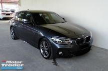 2016 BMW 1 SERIES 120i 1.6T M-Sport 8-Speed Low Mileage