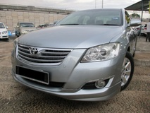 2008 TOYOTA CAMRY 2.0G Full Services Record