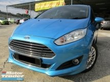 2013 FORD FIESTA 1.5 Sport (A) Full Services Record