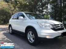 2010 HONDA CR-V 2.0 (A) i-VTEC 4WD - EXCELLENT CONDITION