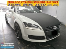 2007 AUDI TT 2.0 Turbo TRUE YEAR MADE 2007 NO SST FREE 1 YEAR WARRANTY Japan Spec 2011