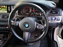 2016 BMW 5 SERIES 523i M SPORT FACELIFTED UNREG JAPAN