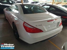 2014 MERCEDES-BENZ SL-CLASS SL400 3.0T V6 AMG Sunroof Local AP Unreg