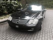 2005 MERCEDES-BENZ SL 350SL