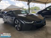 2015 BMW I8 Unreg BMW I8 1.5 Turbocharged Camera Push Start Keyless