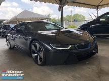 2016 BMW I8 Unreg BMW I8 1.5 Turbocharged Camera Push Start Keyless