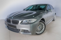 2007 BMW 5 SERIES E60 525i 2.5 (A) Reg 2012 M-Sport