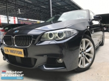 2011 BMW 5 SERIES F10 528i 3.0 M-Sport ,true year 2011,free 1year warranty,1Dato owner,acc free,full service record,sunroof,navi,ckd model,full loan,rm0 d.payment