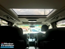 2014 TOYOTA VELLFIRE 2.4Z G EDITION Sunroof Unreg Sale Offer