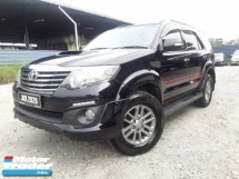 2015 TOYOTA FORTUNER 2.5 G (A)4WD TRD SPORTIVO