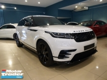 2017 LAND ROVER RANGE ROVER VELAR P380 R.Dynamic HSE Fully Loaded NEW Car Condition. Price NEGOTIABLE. Provide WARRANTY. Porsche