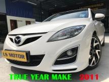 2011 MAZDA 6 2.5 AUTO