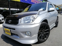 2004 TOYOTA RAV4 ACA20 2.0 (A)  2Door Import New