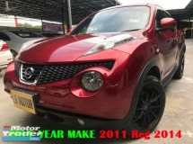 2011 NISSAN JUKE F15 1.5 DIG TURBO AUTO JAPAN SPEC,FULLY IMPORT NEW,PUSH START,1LADY  OWNER,ACC FREE,FULL SERVICE RECORD,4NEW TYRE,FULL LOAN,RM0 D.PAYMENT...