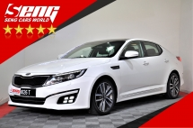2015 KIA OPTIMA Kia Optima K5 2.0 Facelift FULL SPEC