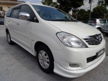 2010 TOYOTA INNOVA 2.0G (AT) VVT-i Facelift Full Body Kits