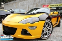 2008 LOTUS EUROPA S 2.0 SUPERCHARGE (M) LIMITED