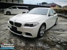 2013 BMW 5 SERIES 520I M Sport Unreg Sale Offer