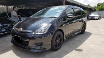 2007 TOYOTA WISH 1.8 Japan Spec New Facelift TRUE YEAR MADE 2007 NO SST Disc Brake Bodykit Smart Door 2012