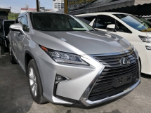 2016 LEXUS RX RX200T 2.0 PREMIUM LUXURY PACKAGE NEW FACELIFT FULL SPEC UNREG 2016