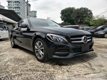 2015 MERCEDES-BENZ C-CLASS C200 2.0 SPORT SEDAN NEW FACELIFT JAPAN SPEC UNREG 2014
