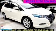 2011 HONDA INSIGHT HYBRID 1.3 SUPER FUEL SAVE