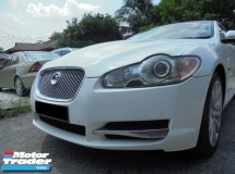 2010 JAGUAR XF 3.0 Luxury Petrol Keyless PushStart PaddleShift ReverseCamera LikeNEW