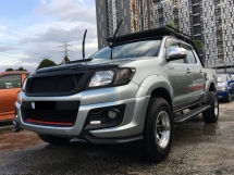 2016 TOYOTA HILUX 2.5 TRD SPORTIVO (A) FULL SPEC ** FULL LOAN AVAILABLE ** SPECIAL PROMOTION **