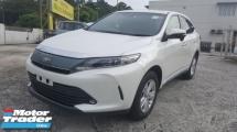 2017 TOYOTA HARRIER 2.0 PREMIUM NEW CAR 1 YEAR WARRANTY